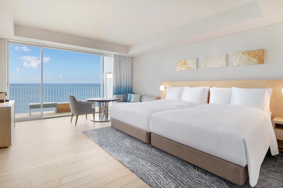 イラフSUIラグジュアリーコレクションホテル沖縄宮古の魅力②客室