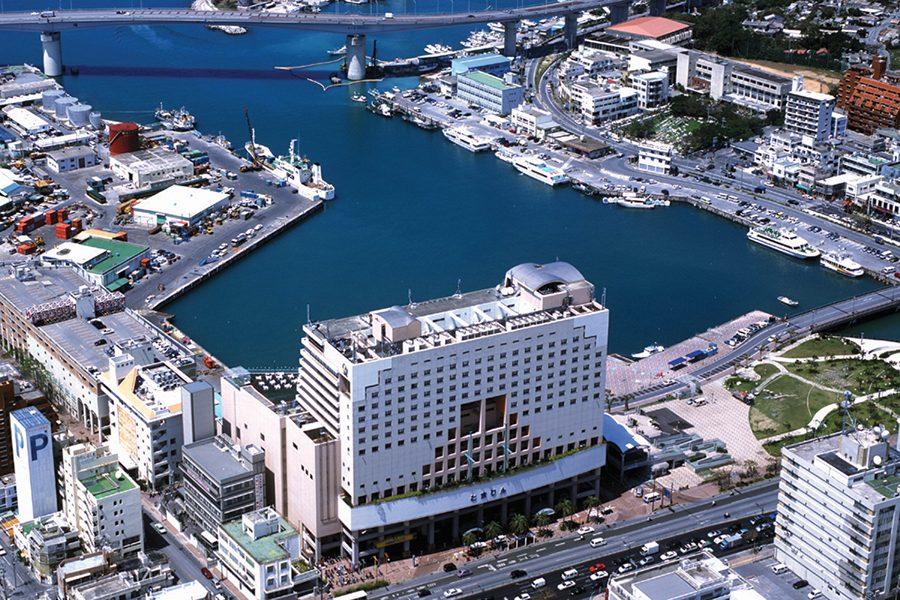 那覇のリゾートホテル「沖縄かりゆしアーバンリゾート・ナハ」