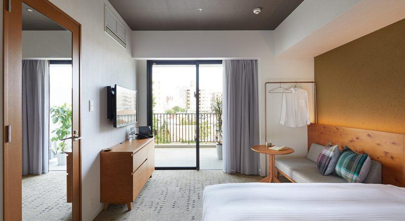 ホテルストレータ那覇の魅力②客室