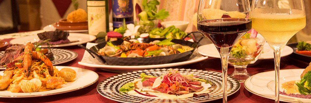 「バスプレス石垣」レストラン