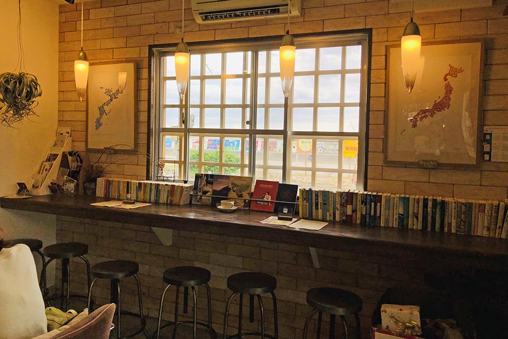 BBcoffee店内