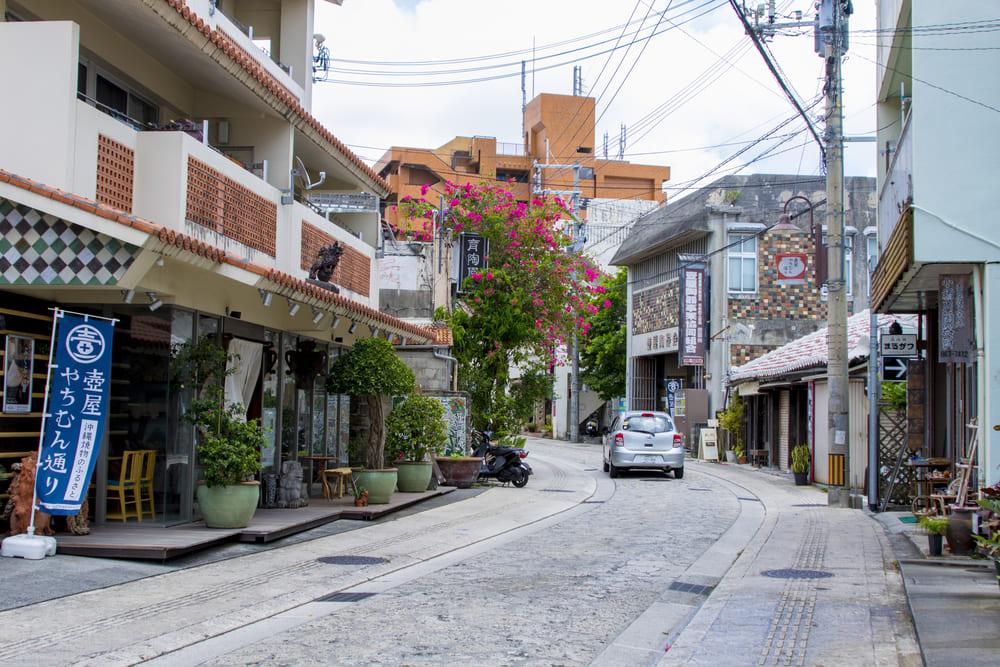 壺屋やちむん通り 那覇市 沖縄 南部 観光 おすすめ 旅行 スポット 地