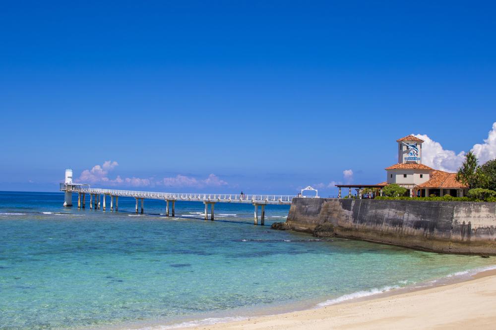 ブセナ海中公園・展望塔 名護市 沖縄 北部 観光 おすすめ 旅行 スポット 地
