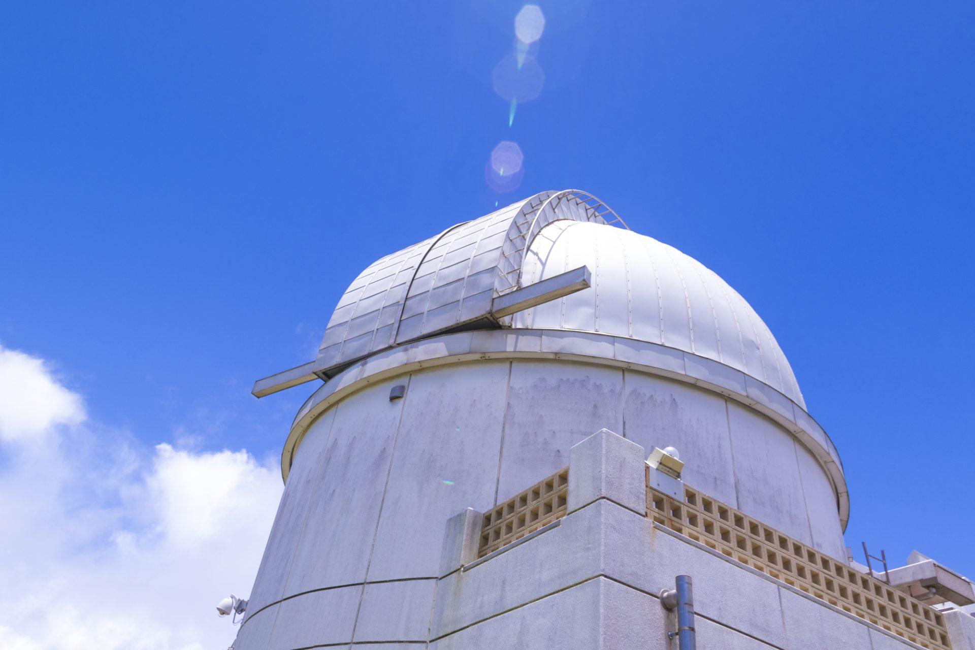 石垣島天文台 石垣島 観光 スポット おすすめ 人気 名所 沖縄 旅行