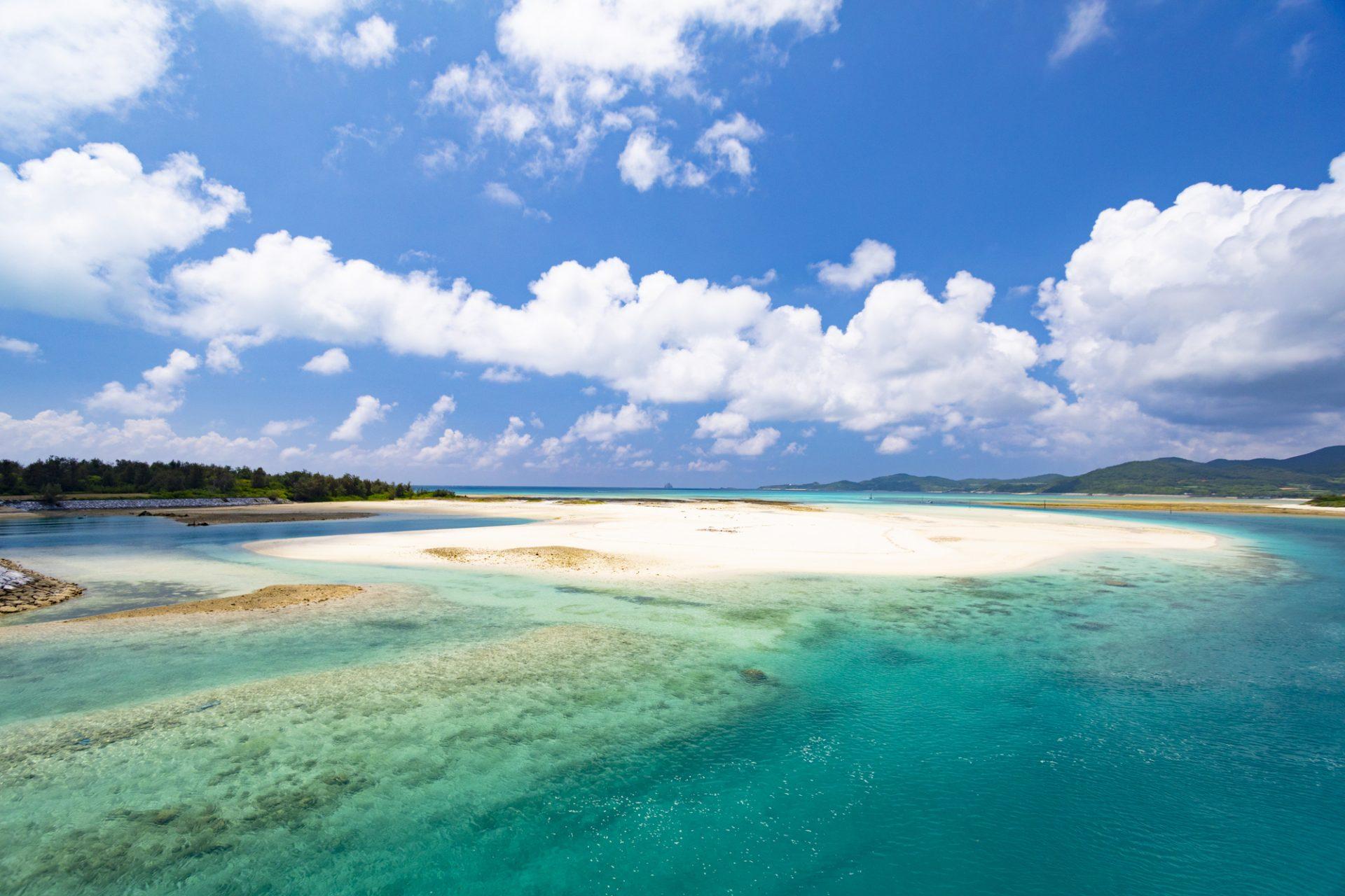 久米島 旅行 海
