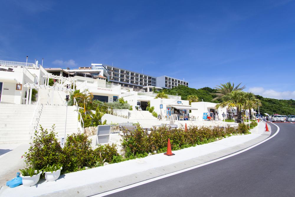 沖縄 観光 名所 ウミカジテラス 瀬長島