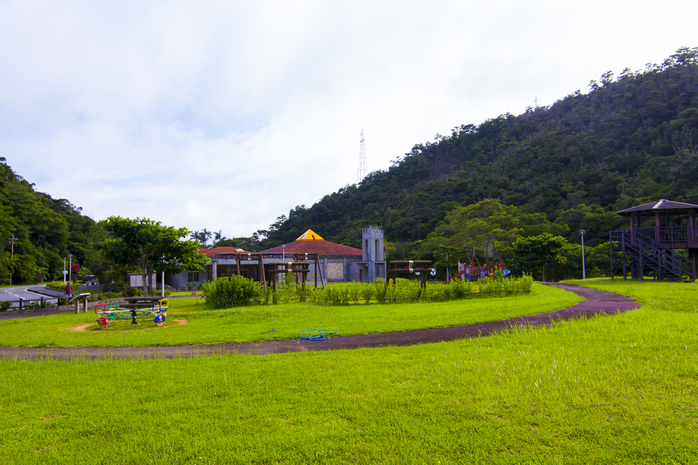 東村立 山と水の生活博物館 沖縄 博物館