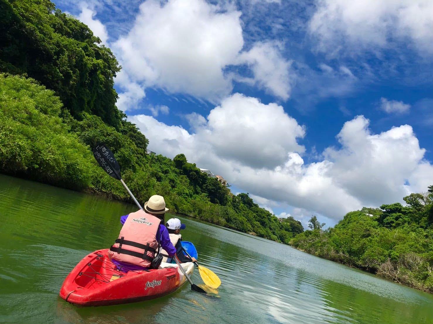 沖縄市の観光スポット④「比謝川」