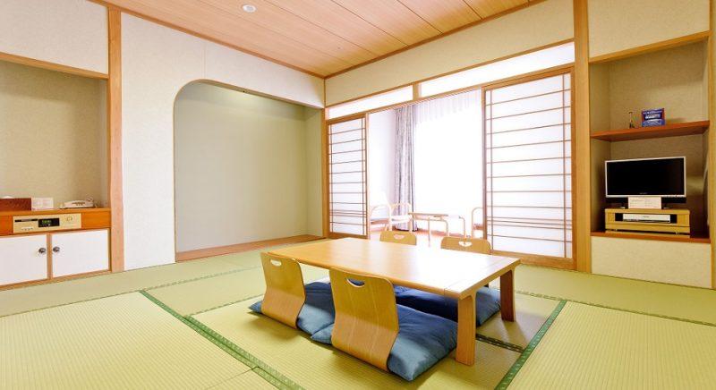 オキナワグランメールリゾートの魅力②客室
