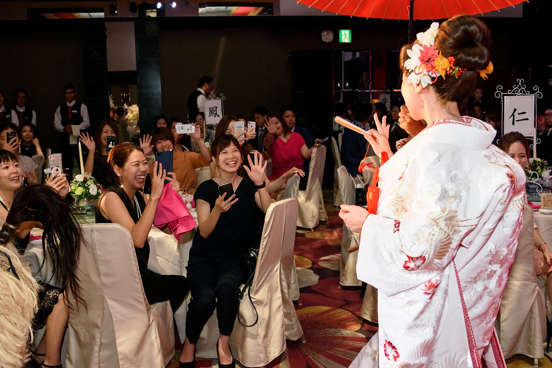 沖縄の結婚披露宴