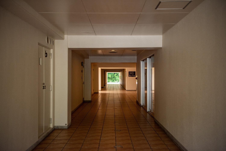 ワーケーション施設は、宿泊棟「マグノリア」の2階