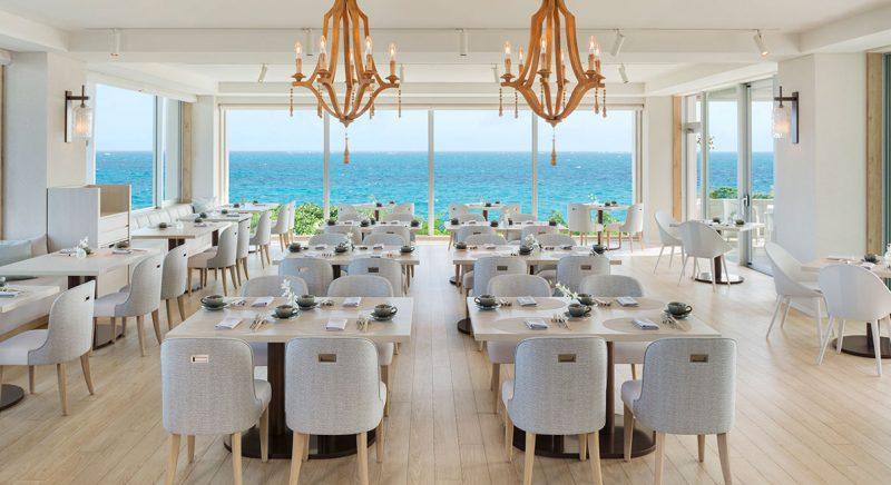 イラフSUIラグジュアリーコレクションホテル沖縄宮古の魅力③レストラン