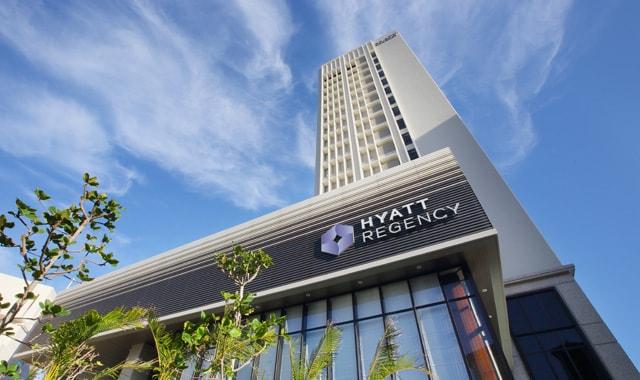 那覇のリゾートホテル「ハイアットリージェンシー那覇 沖縄」