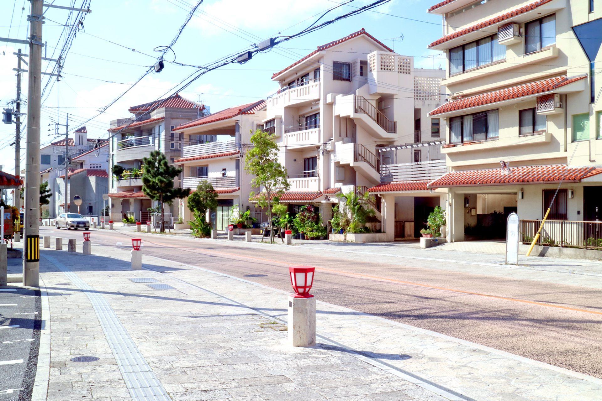 那覇市都市景観形成地域