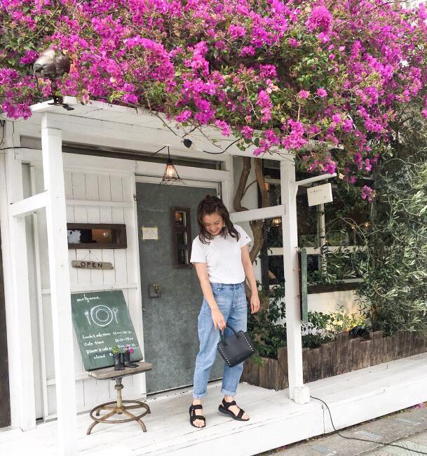 インスタ映えする沖縄カフェ「カフェmofgmona」