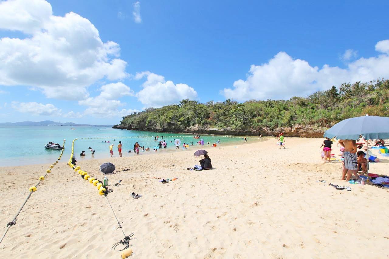伊計ビーチ うるま市 伊計島 沖縄 おすすめ ビーチ 離島 旅行