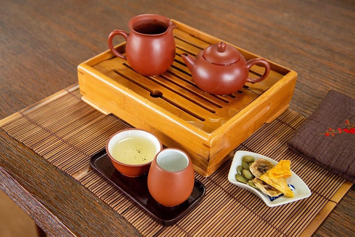 お茶カフェ 茶房一葉