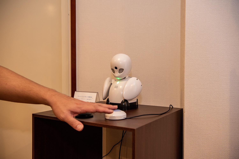 分身ロボットOriHime