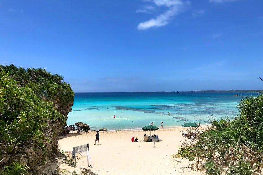 海水浴におすすめ!宮古島のビーチ