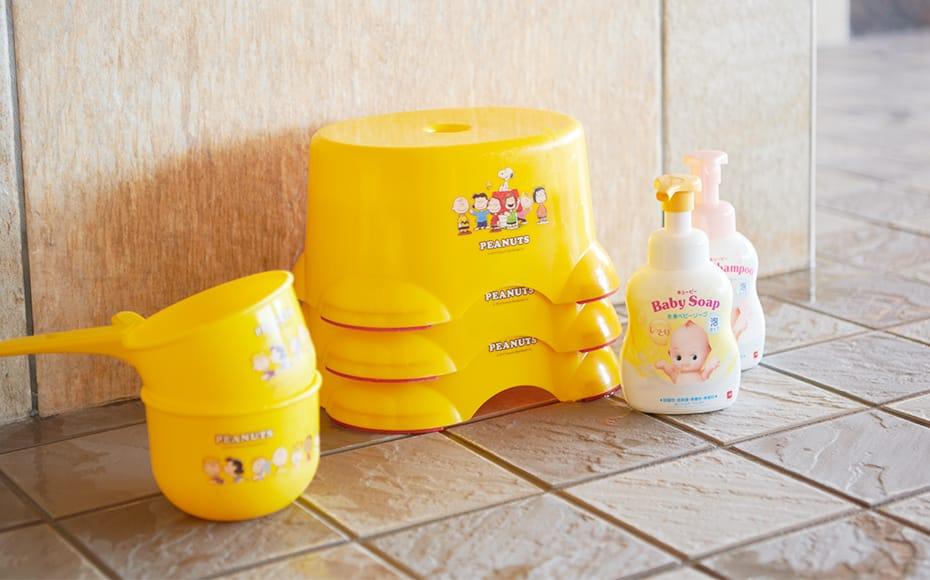 子ども用の備品