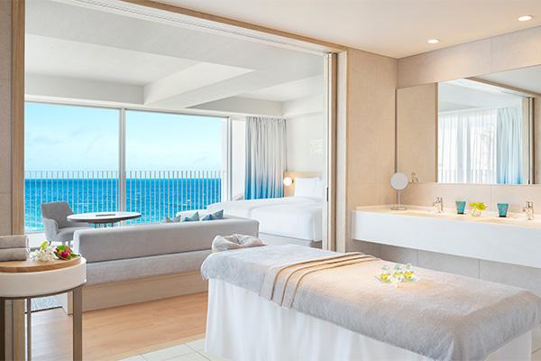イラフSUIラグジュアリーコレクションホテル沖縄宮古の魅力④充実した館内施設