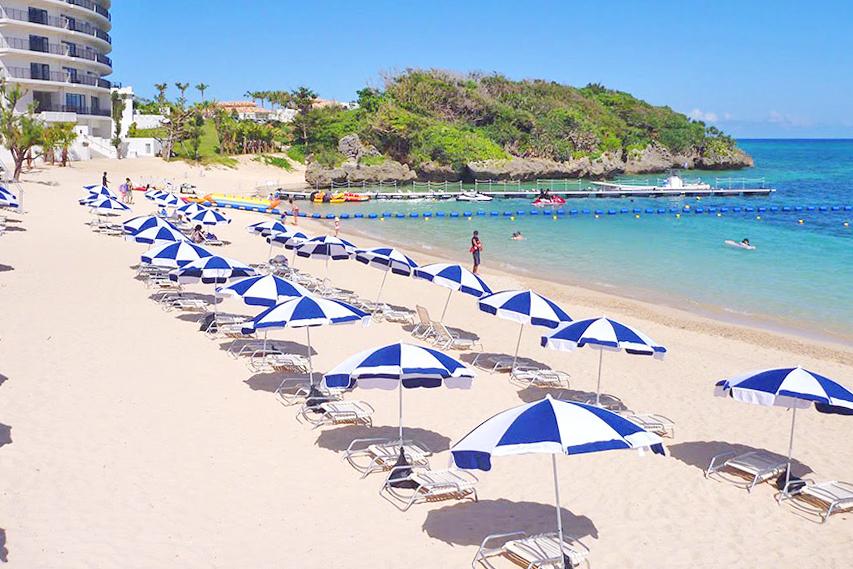 タイガービーチ 恩納村 ホテル モントレ 沖縄 スパ&リゾート リゾートホテル おすすめ 旅行 観光