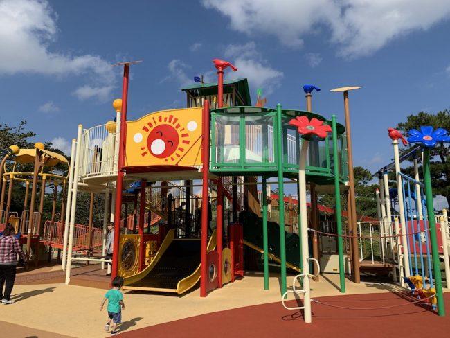浦添大公園 沖縄 子供 遊び場 子ども 子連れ 家族