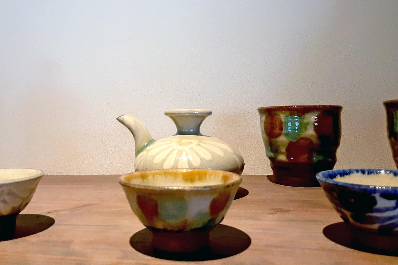 山原藝術家製作的酒杯