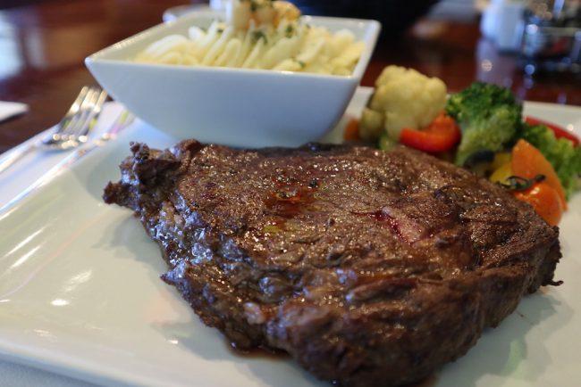 タイヨーステーキハウスのステーキ