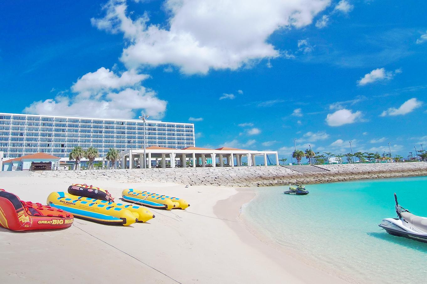 観光におすすめ!糸満市「サザンビーチホテル&リゾート オキナワ」
