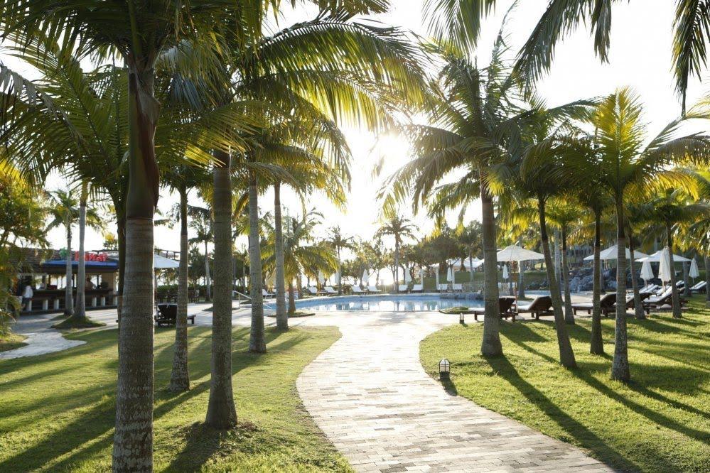 プール付きの沖縄ホテル「カヌチャベイホテル&ヴィラズ」