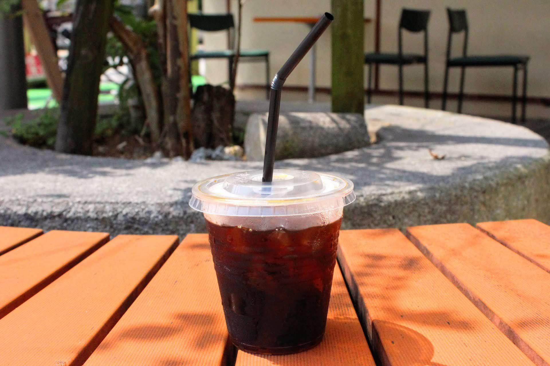 名護市「inno coffee shop」