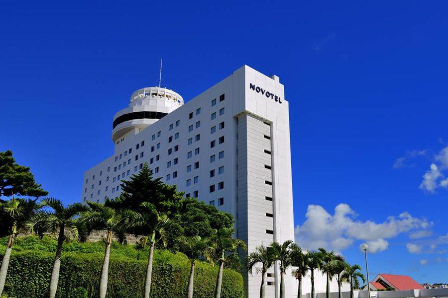 那覇のリゾートホテル「ノボテル沖縄那覇」