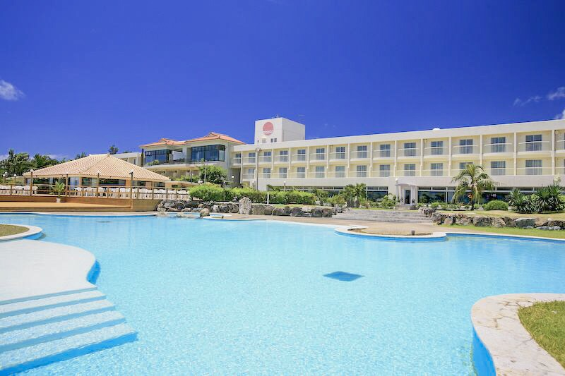石垣島ビーチホテルサンシャイン 石垣島 リゾートホテル