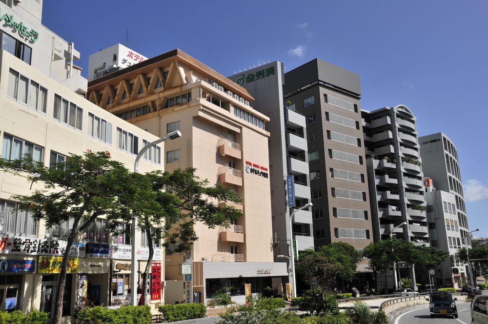 那覇市 ビジネス ホテル ホテルチュラ琉球