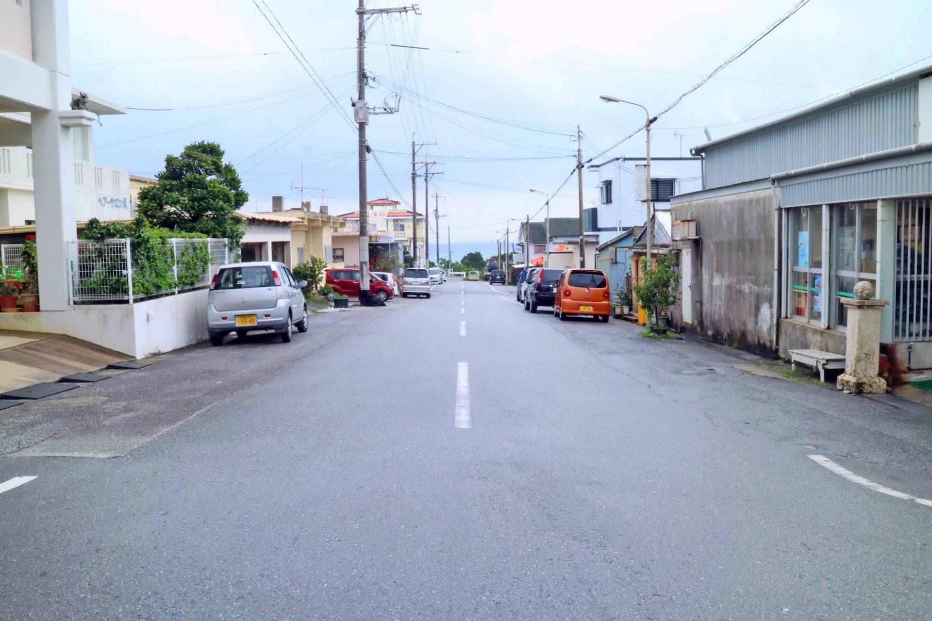 メインストリート