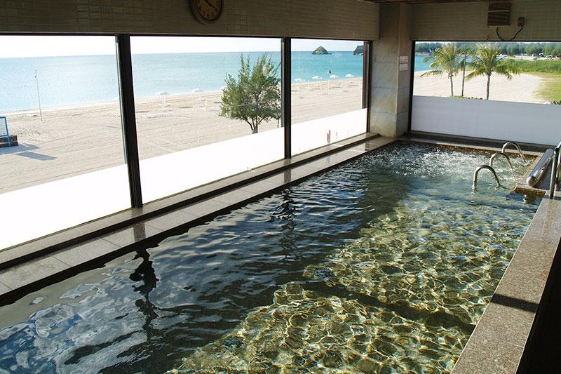 オクマ プライベートビーチ&リゾートの魅力④充実したホテル施設