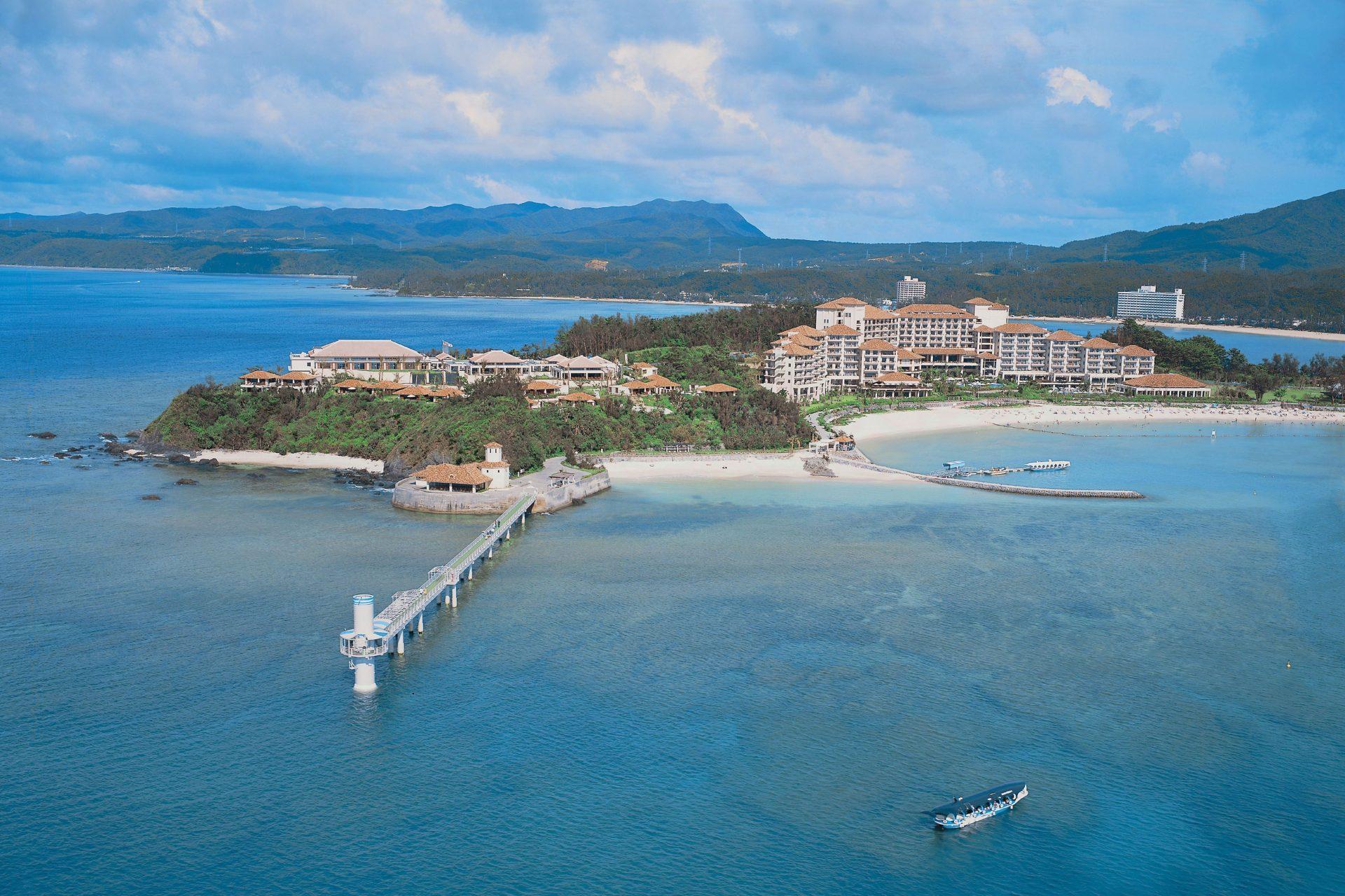 ザ・ブセナテラス 名護市 沖縄 ラグジュアリー ホテル 旅行 観光 おすすめ