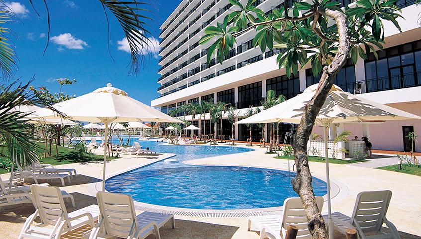 サザンビーチホテル&リゾート オキナワ