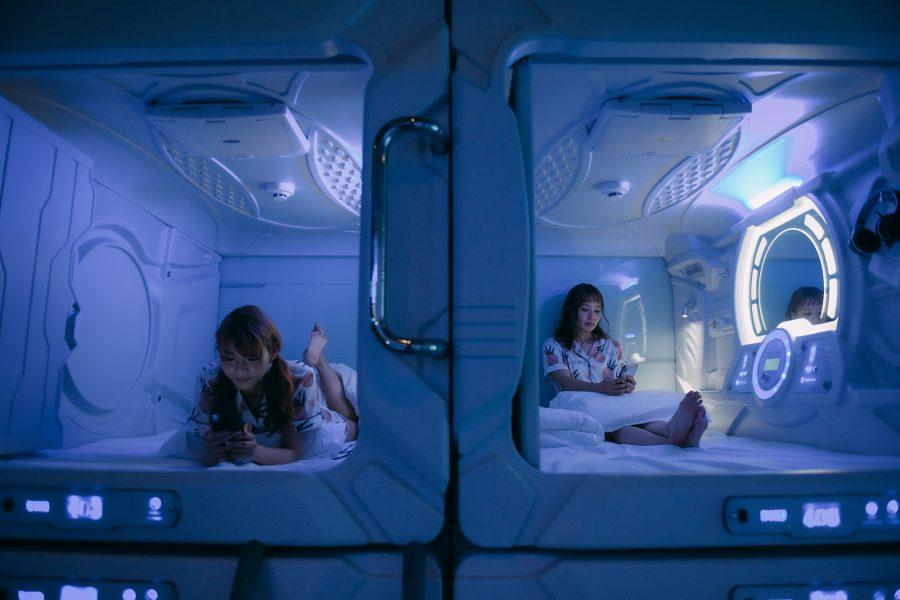 女性一人旅におすすめ!沖縄ホテル「カプセルホテル セカンドボックス」