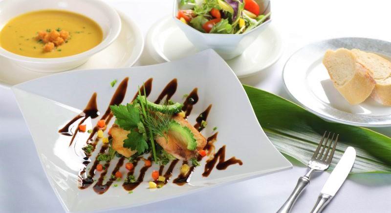 レストランハイビス AJ リゾート アイランド 伊計島 ホテル 沖縄 旅行 うるま市 観光 おすすめ