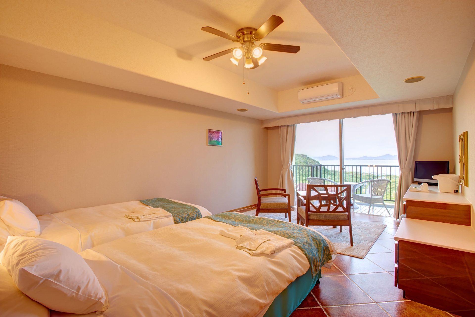 客室 AJ リゾート アイランド 伊計島 ホテル 沖縄 旅行 うるま市 観光 おすすめ