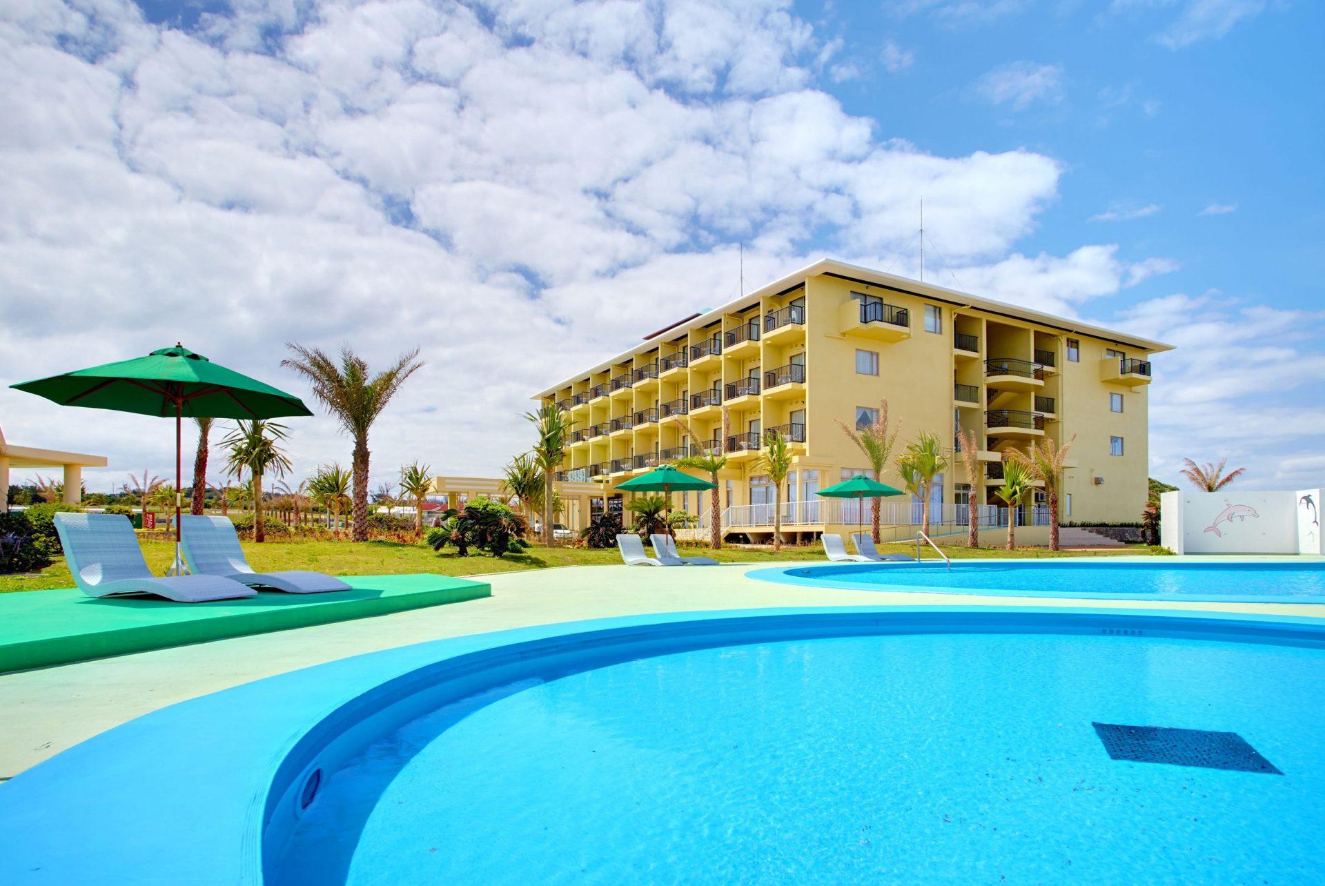 プール AJ リゾート アイランド 伊計島 ホテル 沖縄 旅行 うるま市 観光 おすすめ