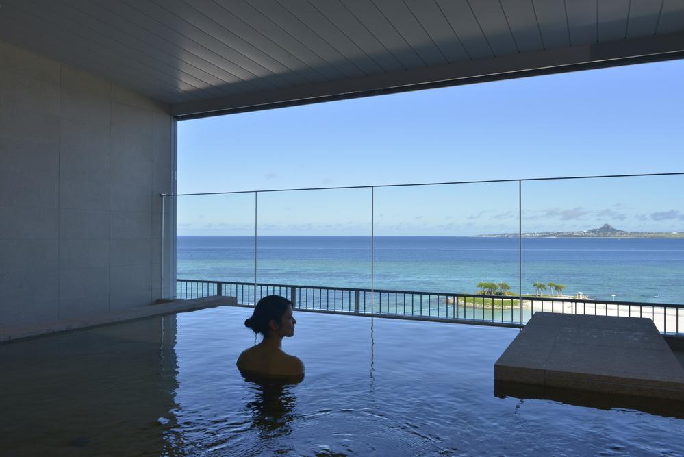 ジュラ紀温泉「美ら海の湯」 本部町 リゾートホテル ホテルオリオンモトブリゾート&スパ