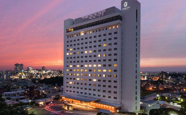 那覇のリゾートホテル「ダブルツリーbyヒルトン那覇首里城」