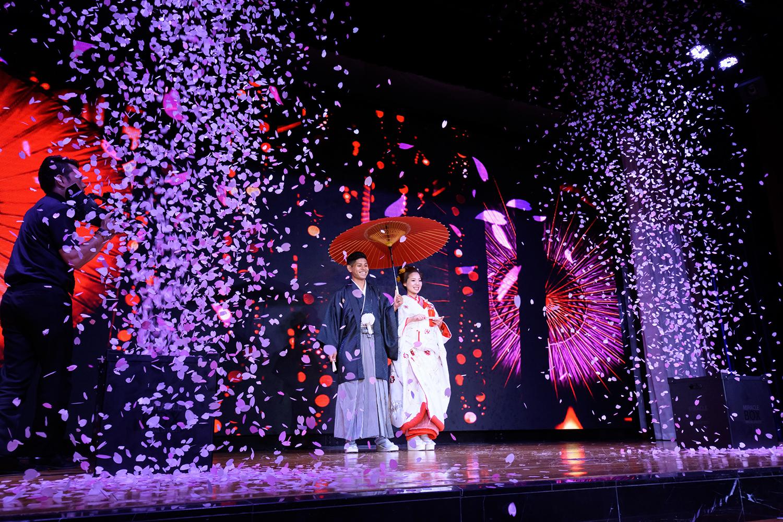 沖縄スタイルの結婚式