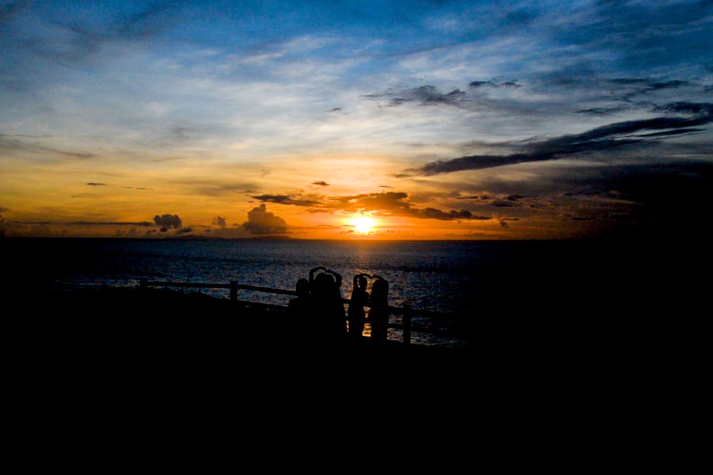 座間味島の絶景スポット