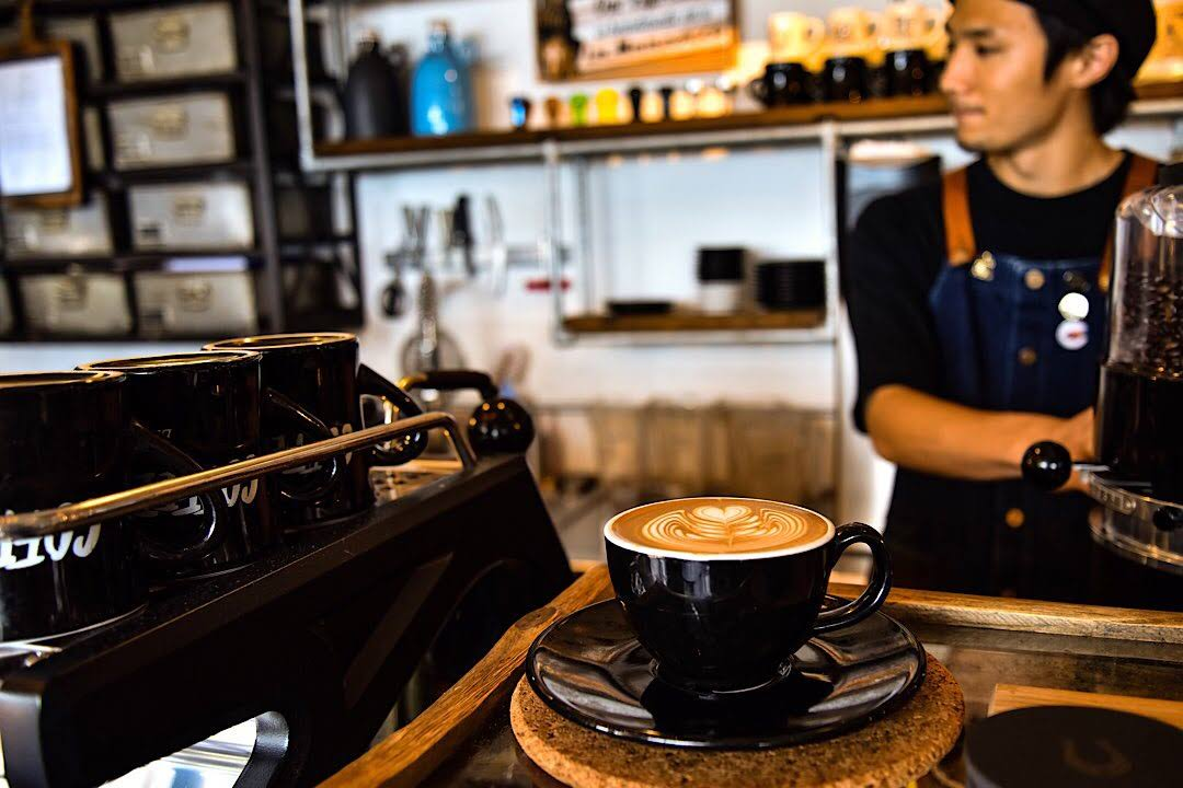 ZHYVAGO COFFEE WORKS ジバゴ 北谷町 沖縄 コーヒー おすすめ