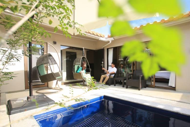 グランヴィリオリゾート石垣島 ヴィラガーデン 石垣島 沖縄 ラグジュアリー ホテル 旅行 観光 おすすめ