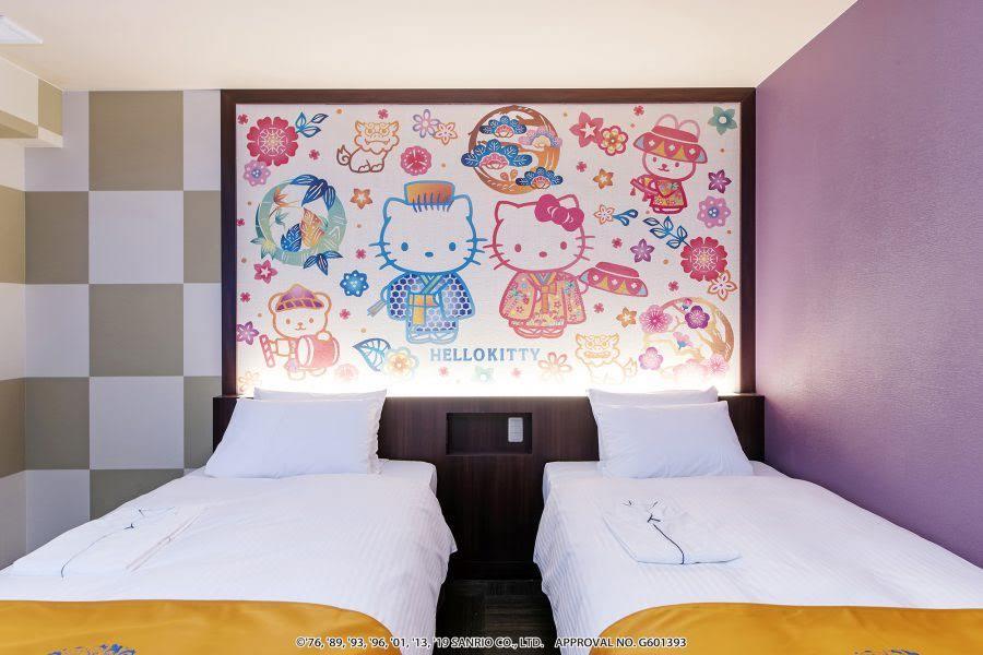 ホテル沖縄withサンリオキャラクターズ 那覇市 沖縄 ホテル ファミリー 子連れ 家族